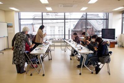 工芸体験教室