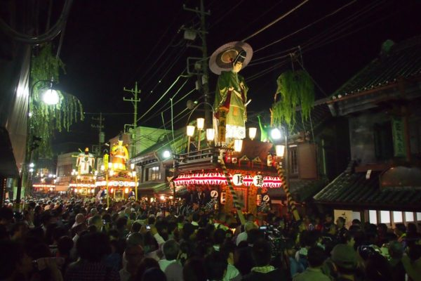 佐原の大祭